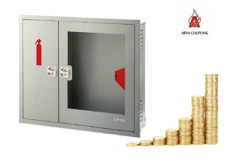 عوامل موثر بر قیمت جعبه آتش نشانی